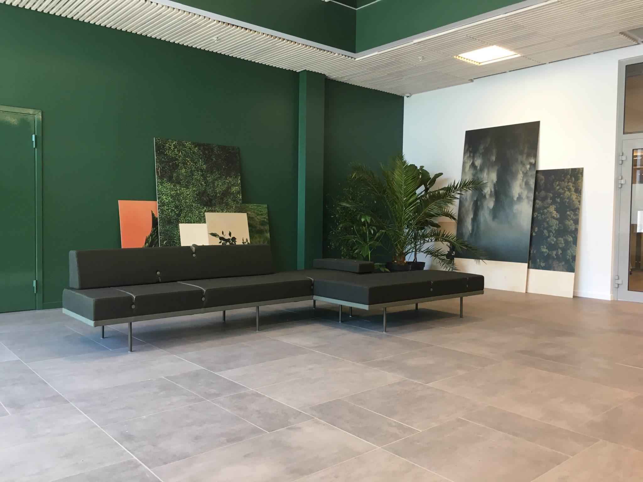 Sofaer, sittegrupper og paller