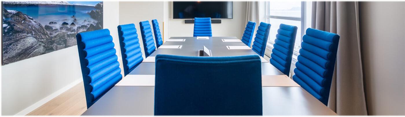 Møte-/ konferanse og seminar